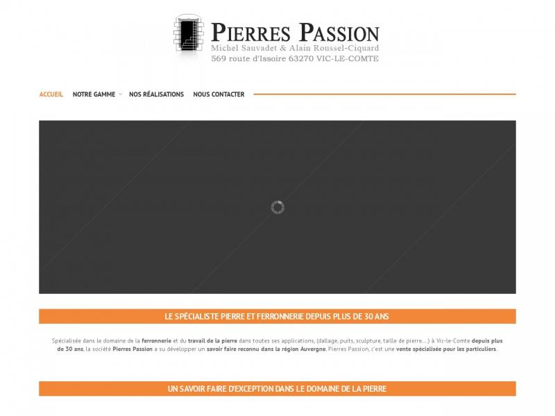 Pierres Passion - Vic le Comte