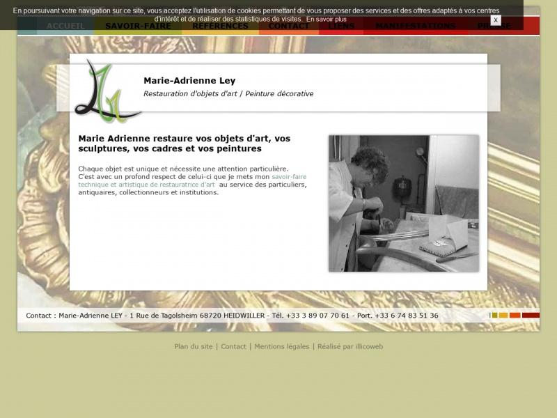 Marie-Adrienne Ley - Heidwiller
