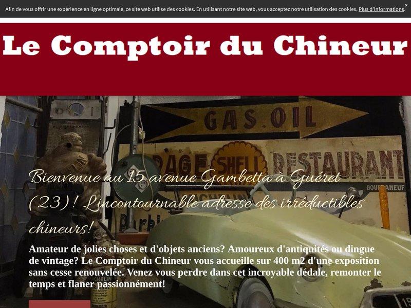 Le Comptoir du Chineur - Guéret