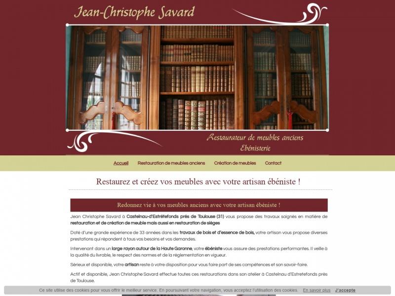 Jean-Christophe Savard - Castelnau d'Estrétefonds