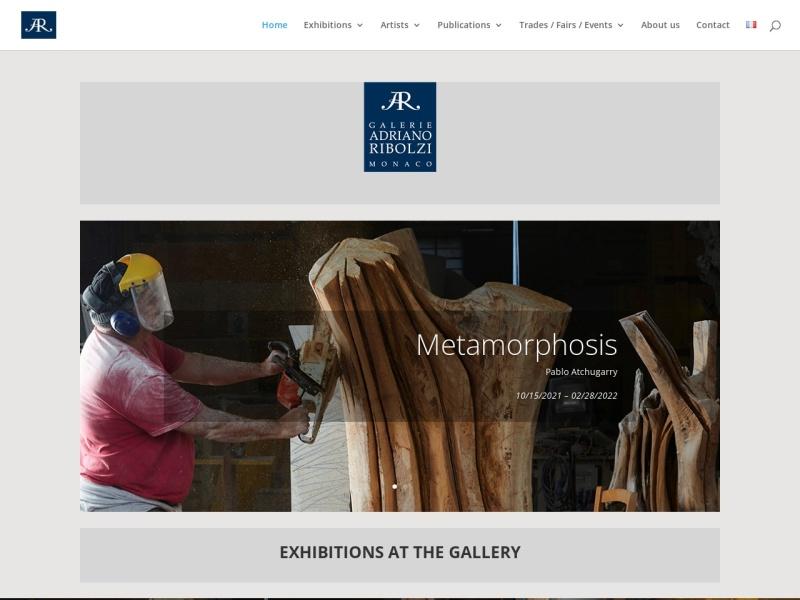 Galerie Adriano Ribolzi - Monaco