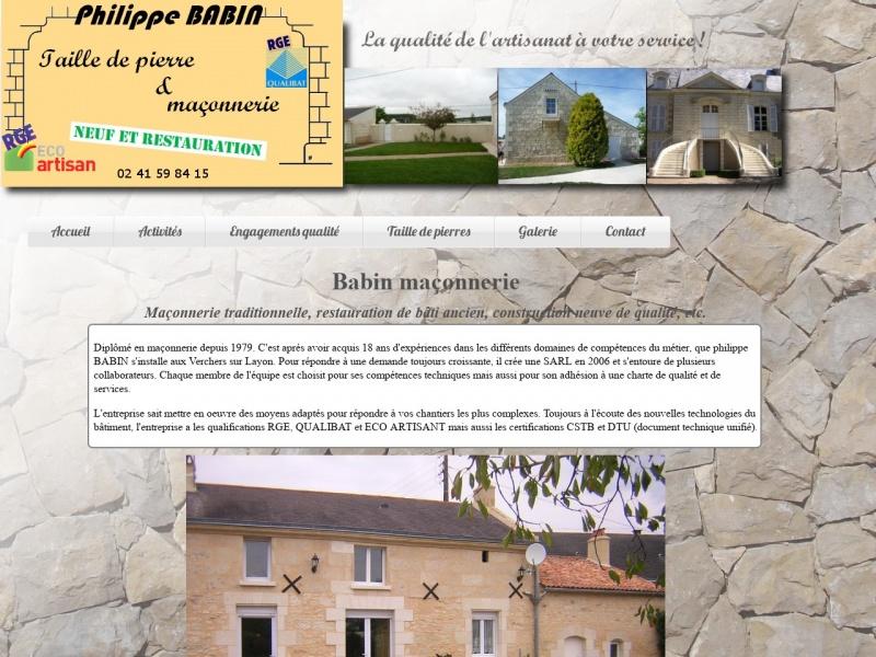 Philippe Babin - Les Verchers sur Layon