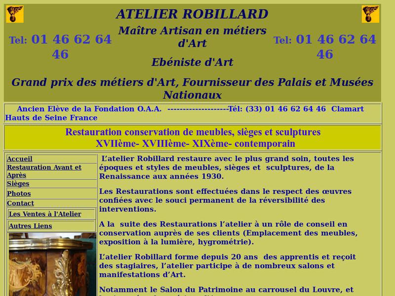 Dominique Robillard - Maisse