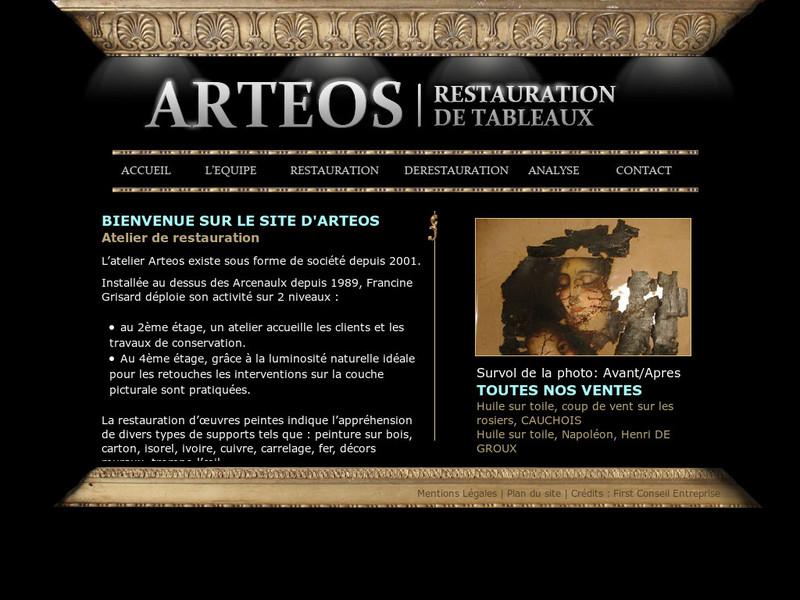 Arteos - Marseille 1er