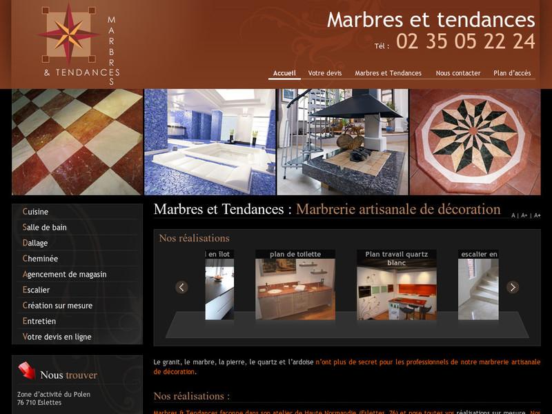 Marbres et Tendances - Eslettes