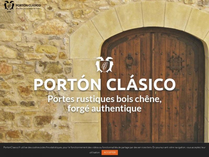 Porton Clasico - Toledo