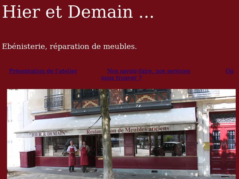 Hier et Demain - Paris 14e