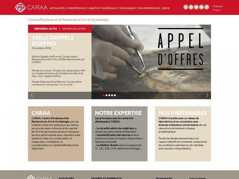 Centre d'Analyse et de Recherche en Art et Archéologie - Paris 14e
