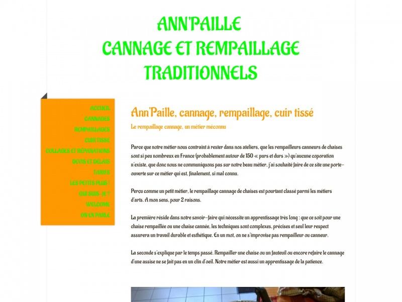 Ann'Paille - Péaule
