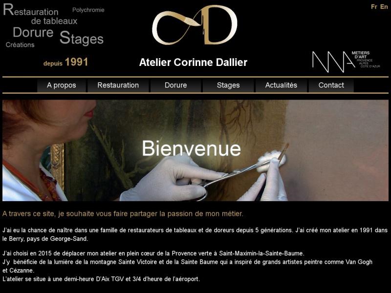 Atelier Corinne Dallier - Saint Maximin la Sainte Baume