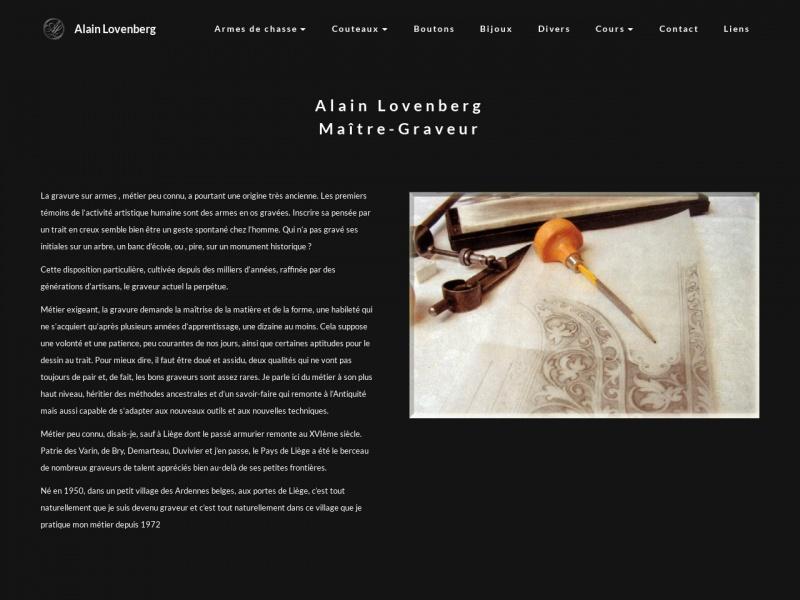 Atelier Alain Lovenberg SPRL - Heyd Durbuy