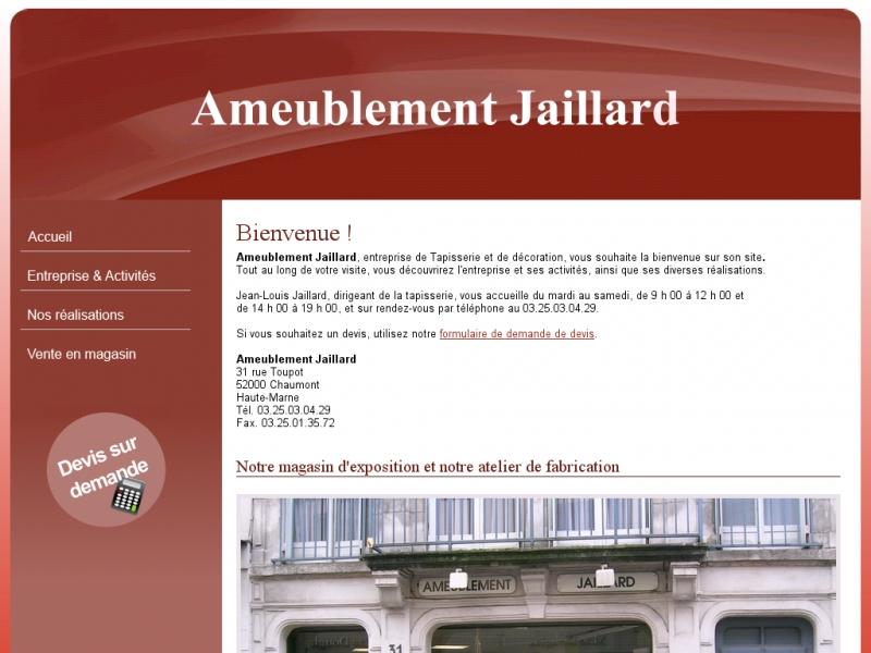 Ameublement Jaillard - Chaumont