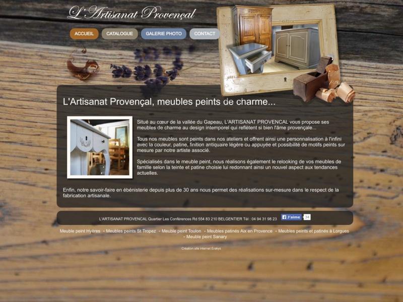 L'Artisanat Provençal - Belgentier