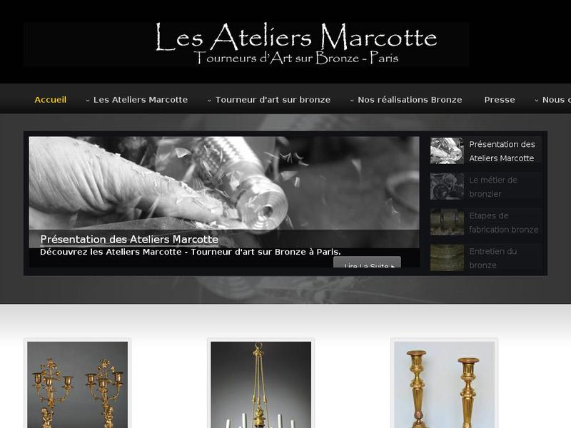 Les Ateliers Marcotte - Paris 11e