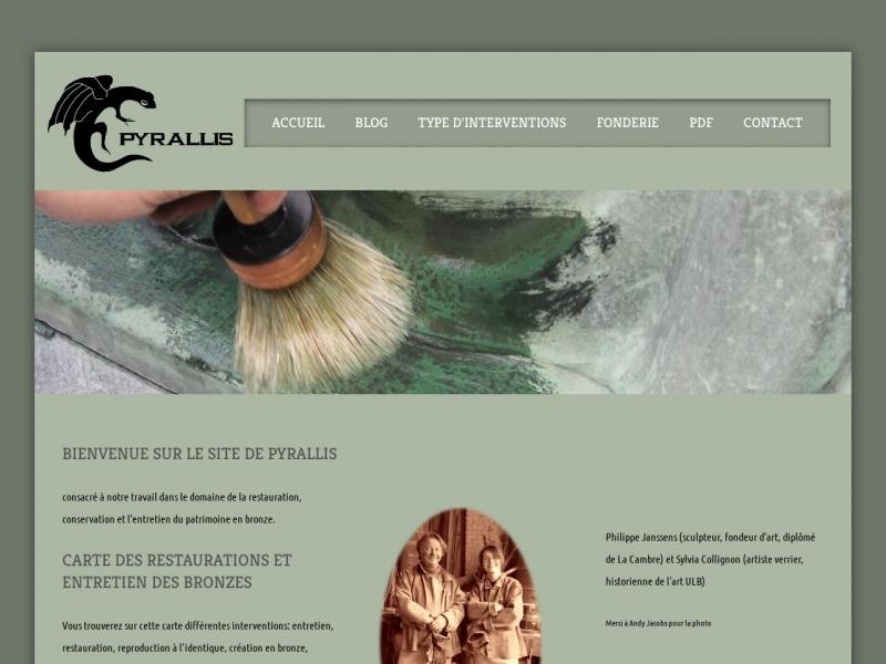 Pyrallis SPRL - Braine le Comte