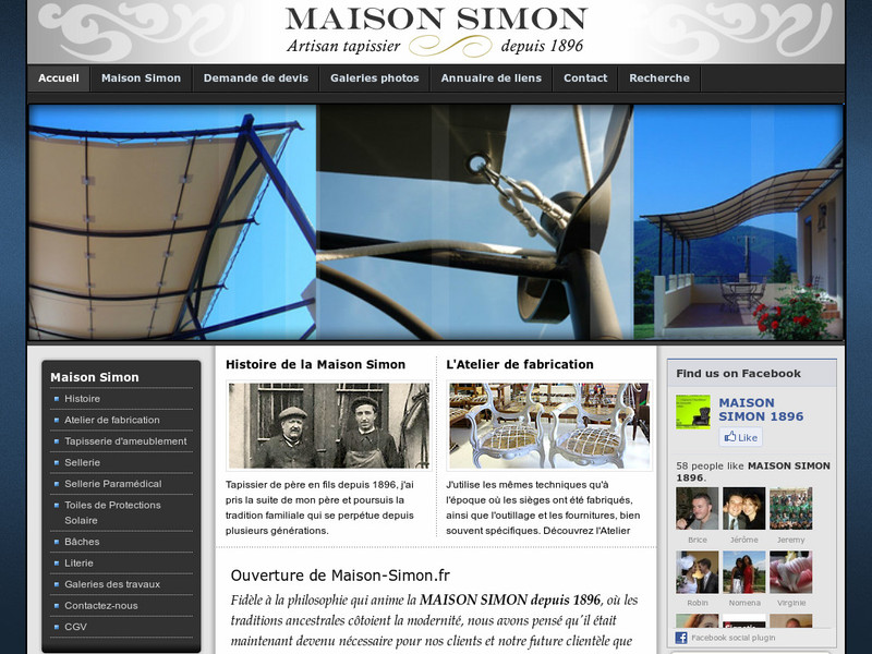 Maison Simon 1896 - Saint Chinian