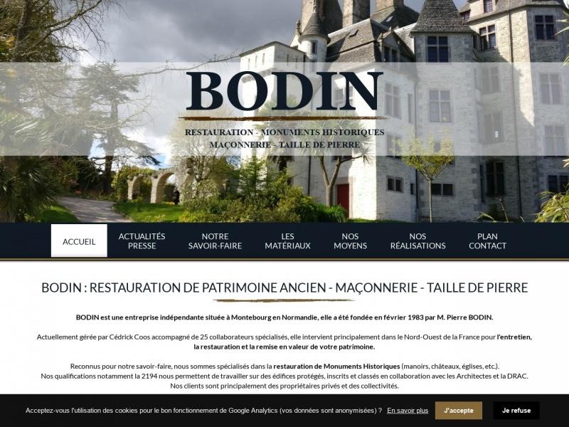 Bodin - Montebourg