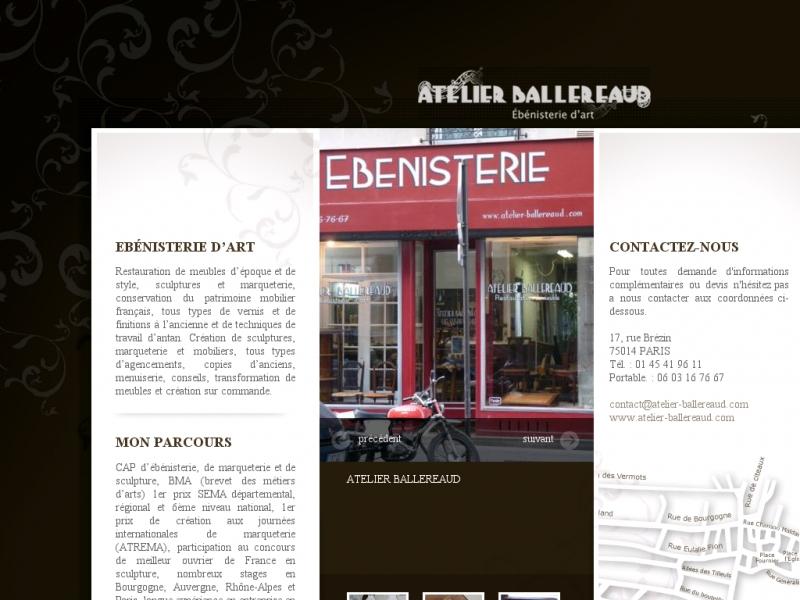 Atelier Ballereaud - Beaune