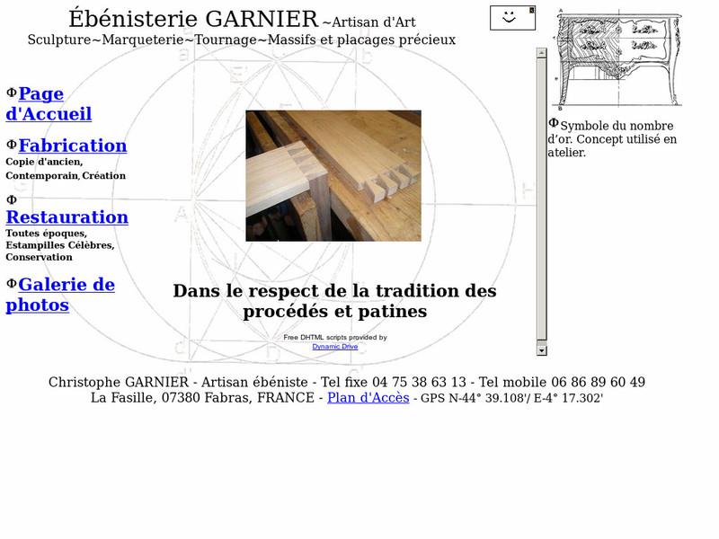 Christophe Garnier - Fabras