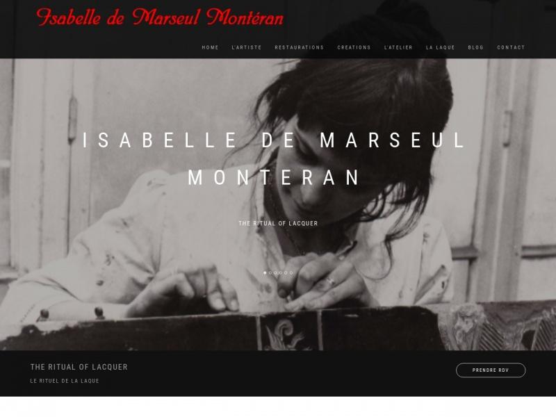 Isabelle de Marseul Montéran - Vaiges