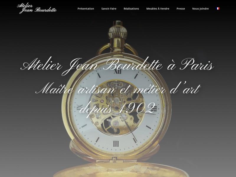 Atelier Jean Bourdette - Paris 7e