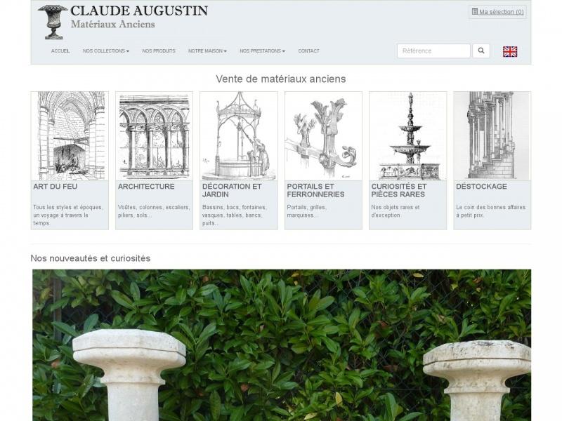 Claude Augustin - www.claudeaugustin.com