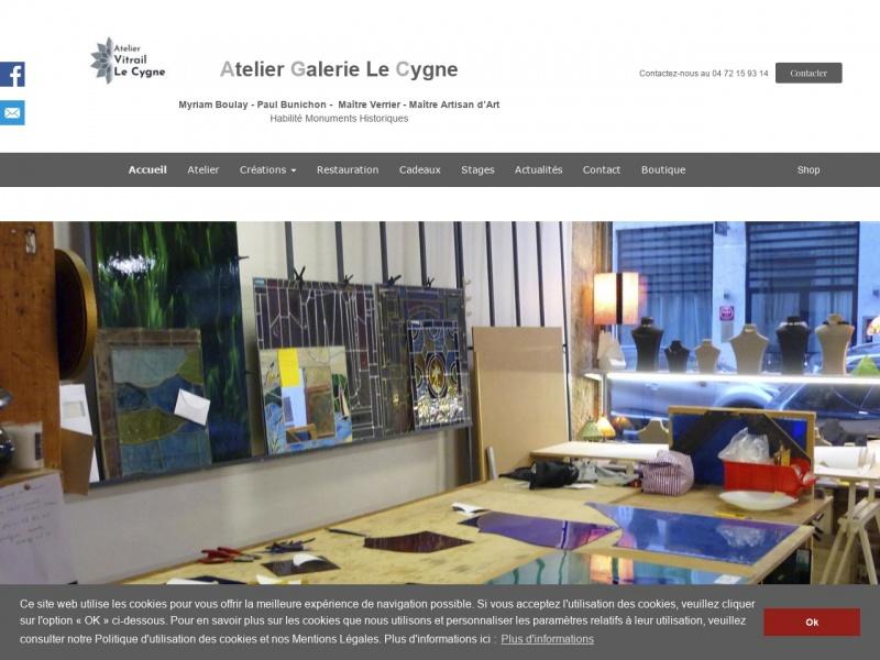Atelier Galerie le Cygne - Lyon 6e