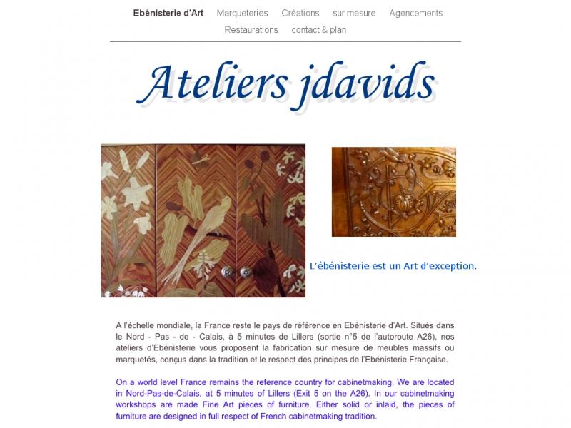 Ateliers Jdavids - Bourecq