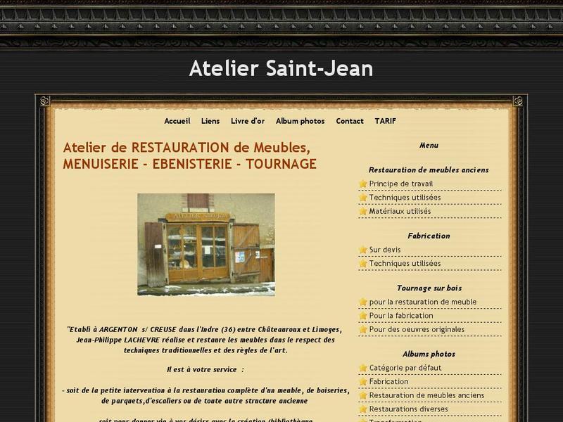 Atelier Saint-Jean - Argenton sur Creuse
