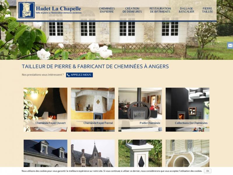 Hadet la Chapelle - Beaufort en Vallée