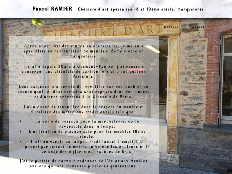 Pascal Ramier - Guémené Penfao