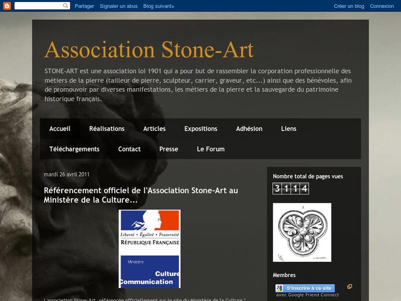 Association Stone-Art - Saint Georges sur Baulche