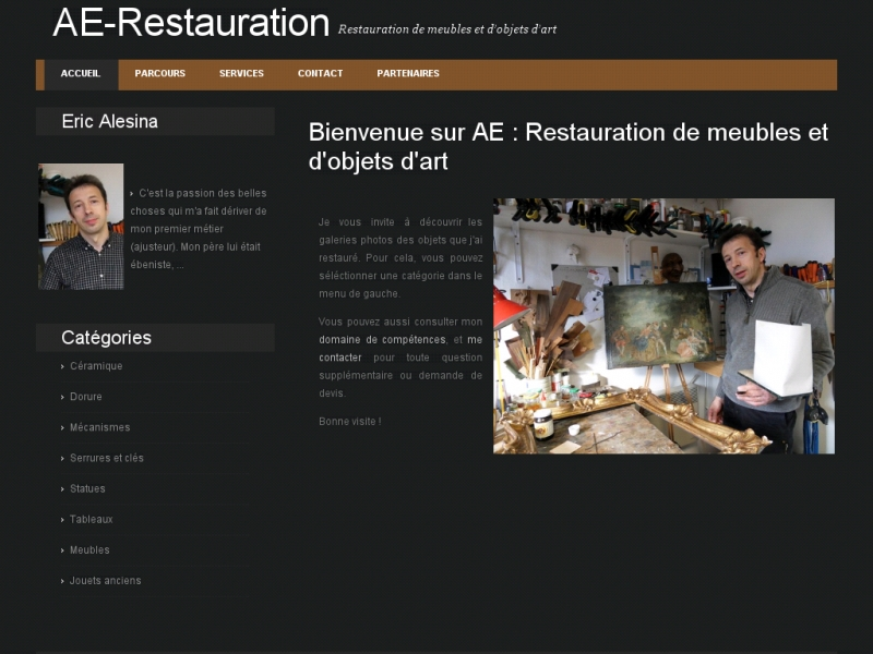 Eric Alesina - Saint Etienne
