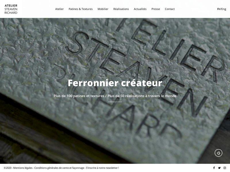 Atelier Steaven Richard - Chartrettes