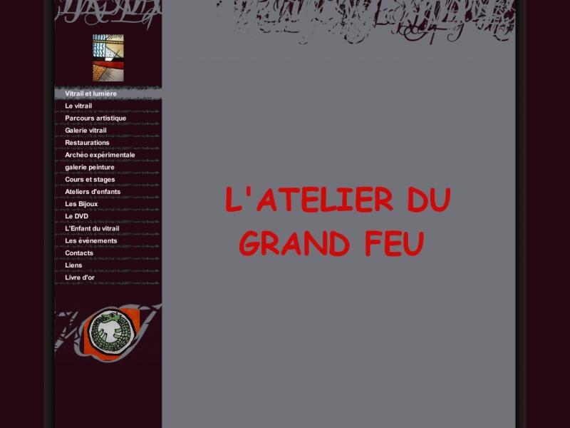 L'Atelier du Grand Feu - Saint Sauveur Marville