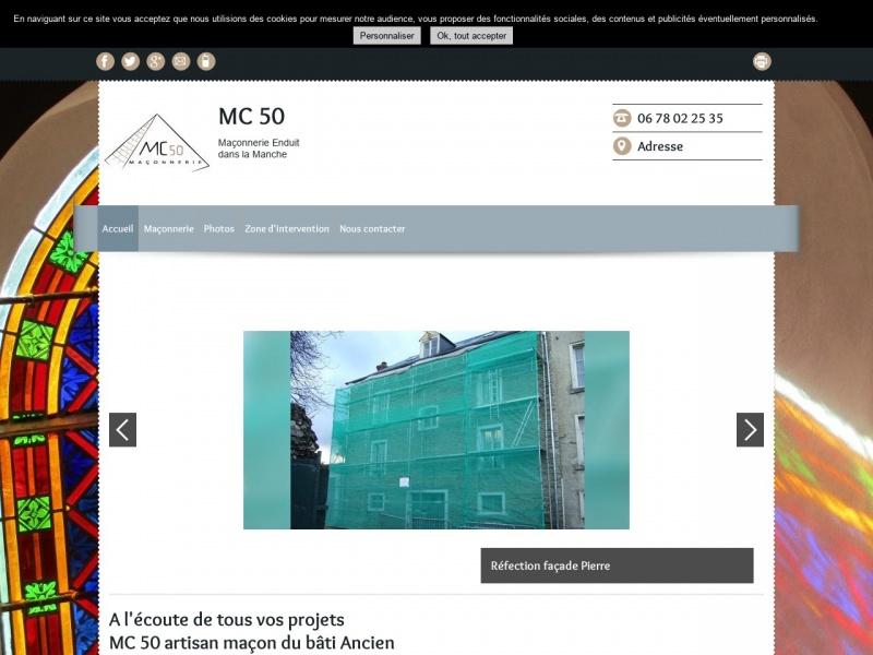 MC 50 Maçonnerie - Beslon