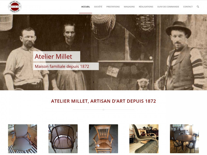 Atelier Millet - Annecy