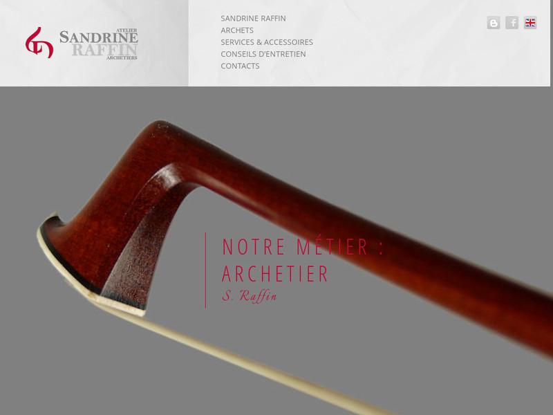 Atelier Sandrine Raffin - Paris 8e