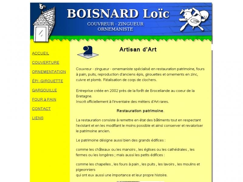 Loïc Boisnard - Maxent