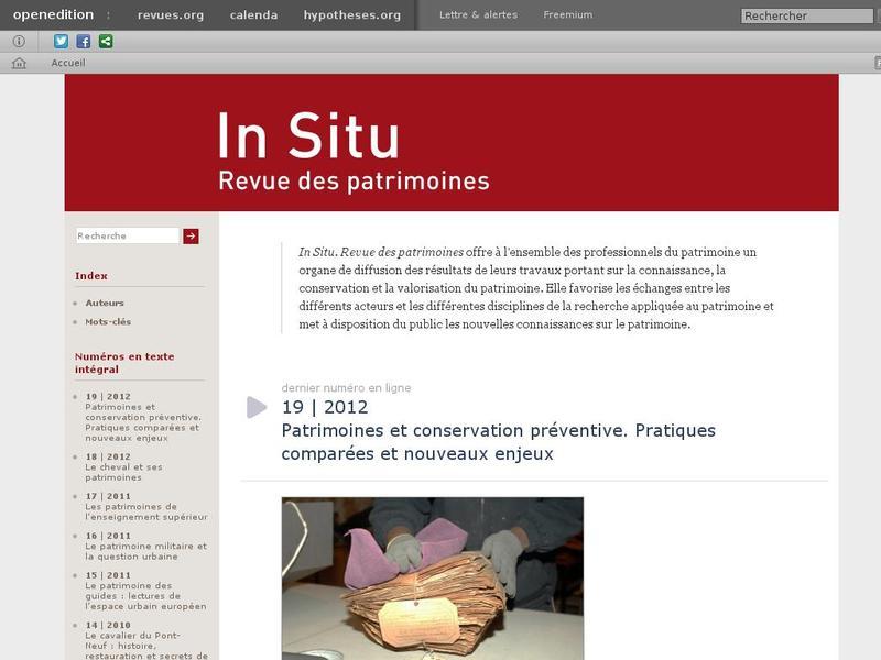 In Situ - Paris 1er