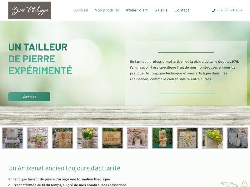 Les Pierres du Vaucluse - Philippe Yves - Goult