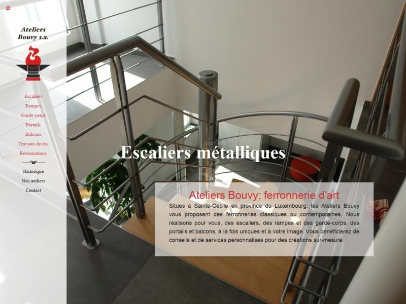 Ateliers Bouvy - Sainte Cécile
