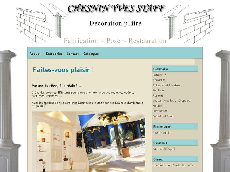 Chesnin Yves Staff - Troyes