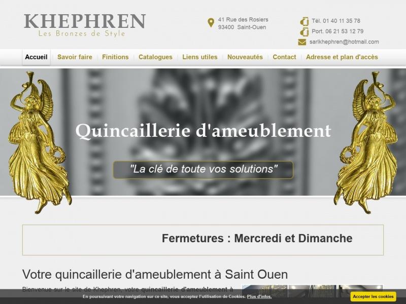 SARL Khephren - Saint Ouen