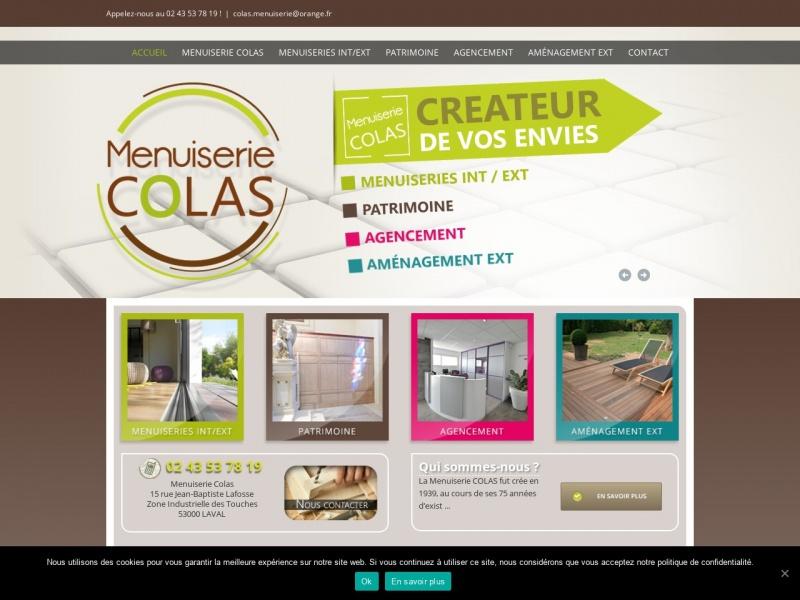 Menuiserie Colas - Laval
