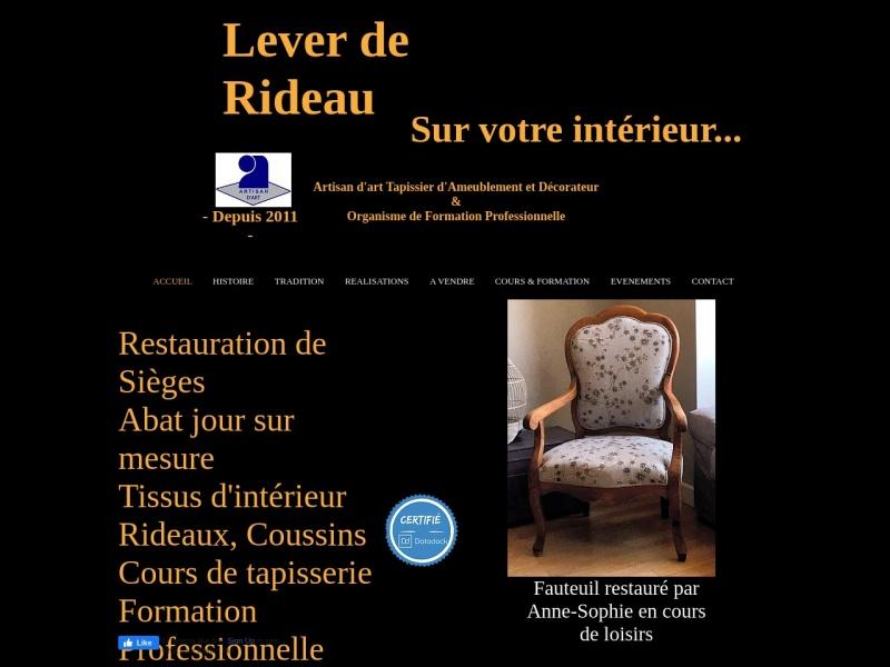 Lever de Rideau - Vion