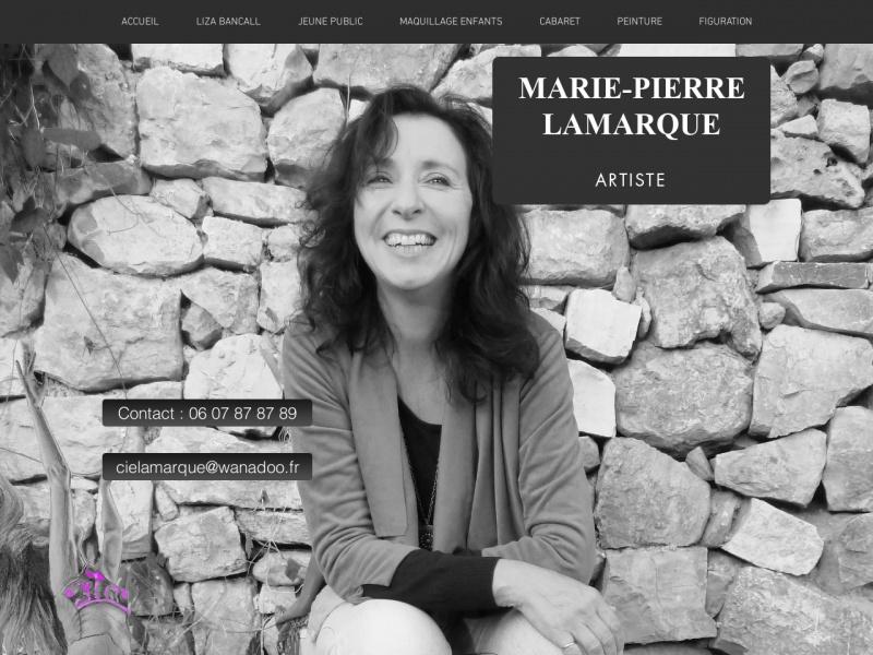 Marie Pierre Lamarque - La Valette du Var