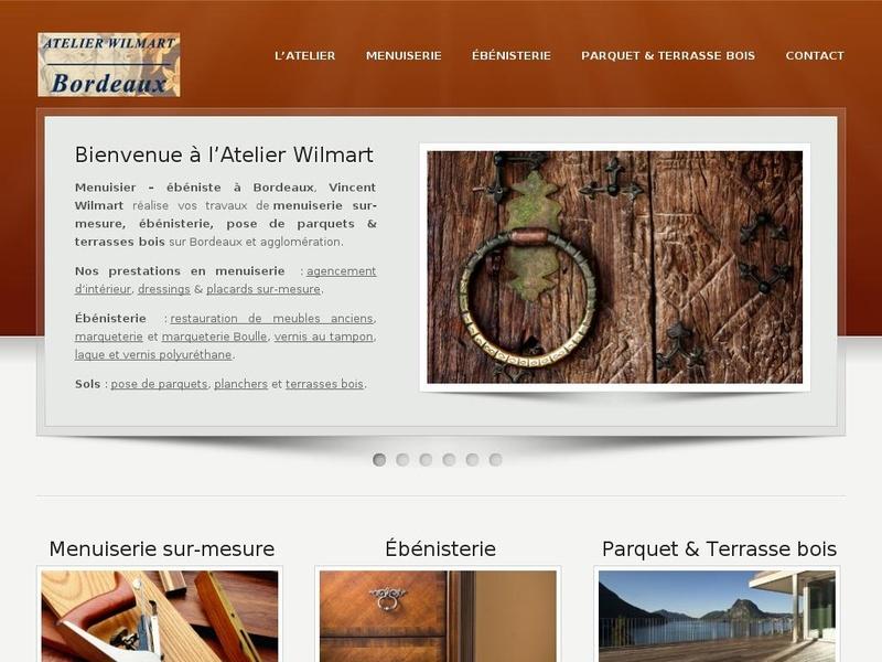 Atelier Wilmart - Bordeaux