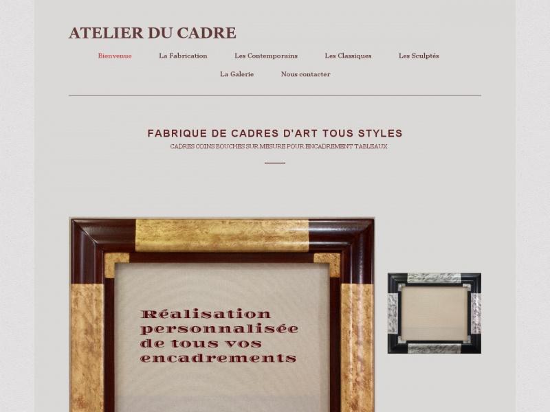 Atelier du Cadre - Nice