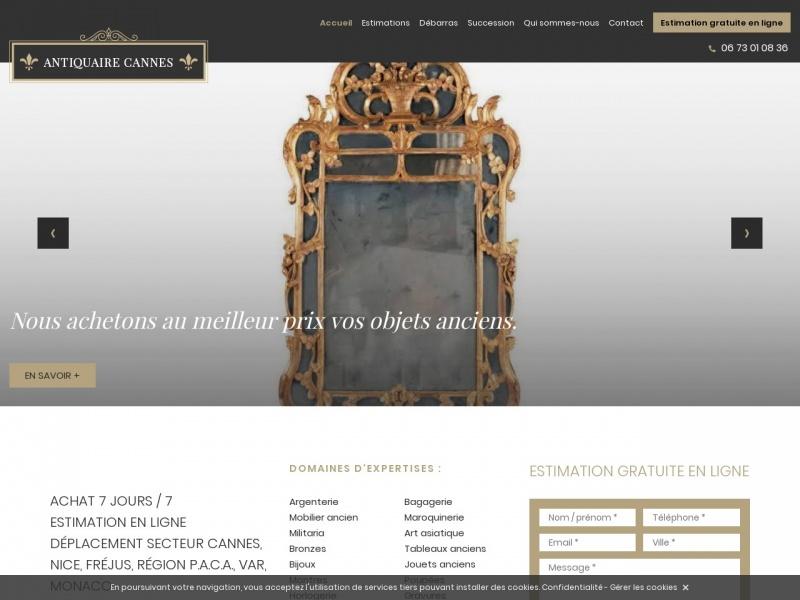 Antiquités les Bourgeoises - Nice